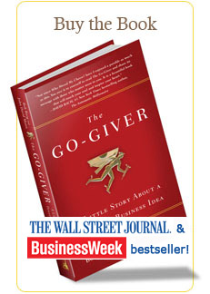The Go-Giver a Great Read